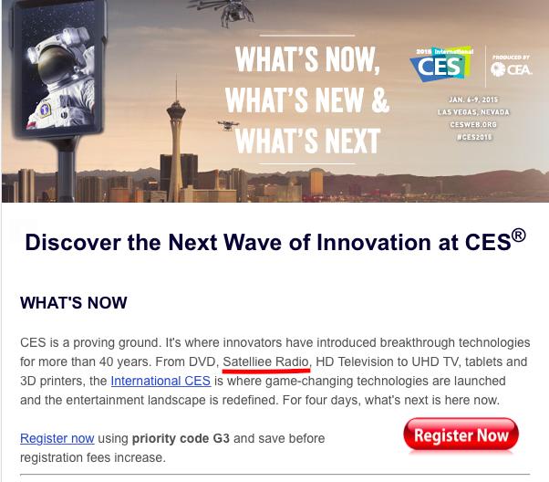 CES Invite