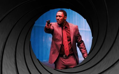 Black James Bond