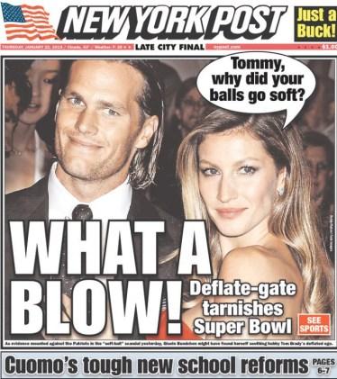 Brady_NY Post