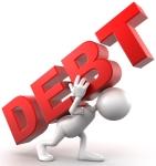 debt man