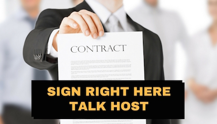 Sign Here Talk Host 2