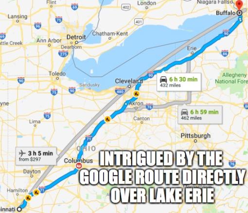 Buffalo Route 1